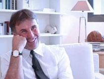 Brunello Cucinelli, presidente e amministratore delegato della Brunello Cucinelli