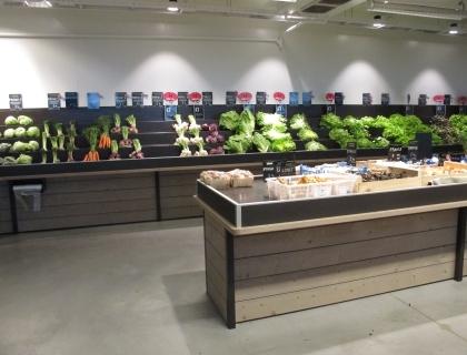 Arcimbo for Idee per arredare un negozio di frutta e verdura