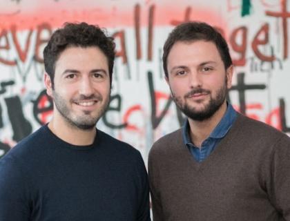 Fabio di Gioia e Mario Sorbo, fondatori di Foodscovery