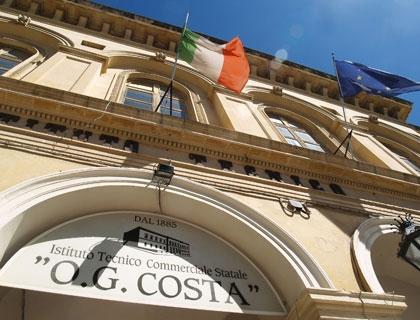 L' istituto tecnico Galilei-Costa di Lecce