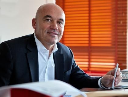 Massimo Candela, amministratore delegato di Fila