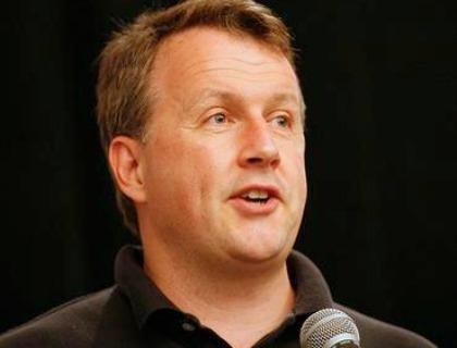 Paul Graham, co-fouder dell'incubatore statunitense Y Combinator