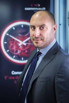 Rodolfo Falcone, country manager di CommVault Italia,