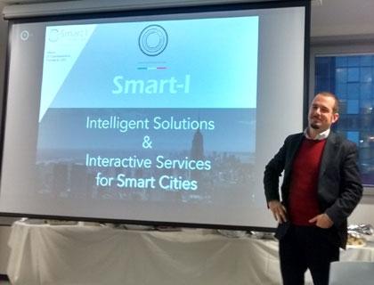 Mauro Di Giamberardino Fondatore e CEO di Smart-I