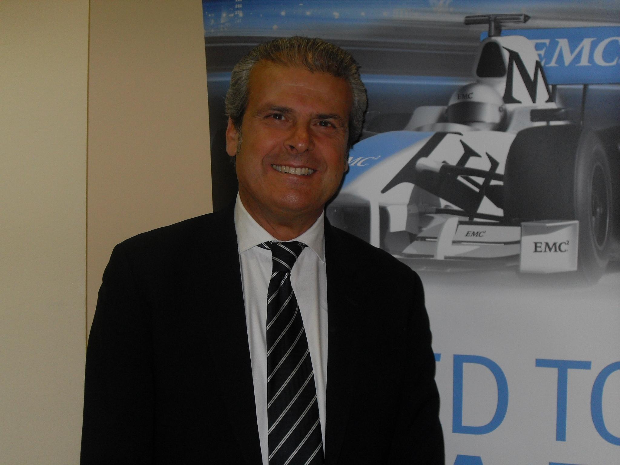 Bernardo Palandrani – Director Partner Sales di Emc