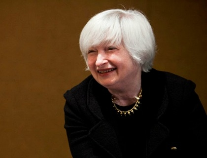 Janet Yellen, presidente della Federal Reserve