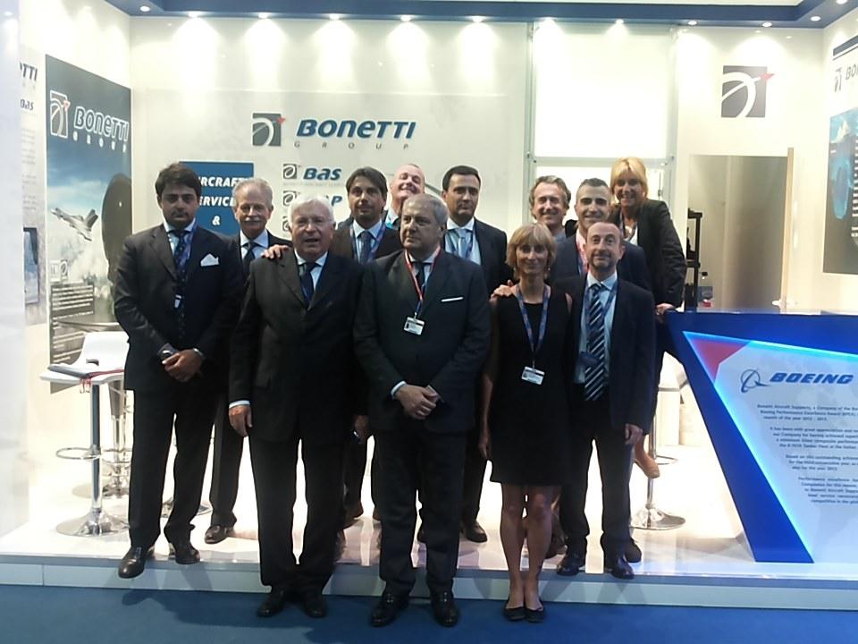 Il team di Bonetti & Partners