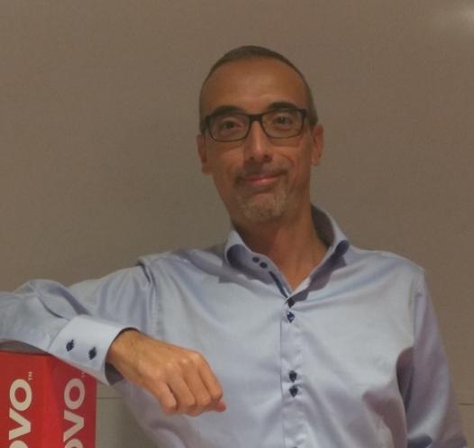 Mauro Polticchia, country category manager PC di Lenovo Italia